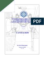 CAVITACION TEORIA