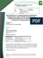 Doc. 648 revisor fiscal inhabilidades propiedad horizontal relaciones comerciales entre revisor fiscal y miembro del consejo de administración.pdf