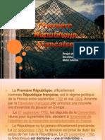 Première République Française