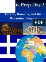 Regents Prep Day 5 Greece Rome and Byzantines (2)