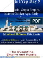 Regents Prep Day 9 Early Russia, Gupta Empire, Islamic Golden Age, Early Africa (2)