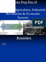 Regents Prep Day 13 Neolithic Agriculture Industrial Revolutions and Economic Systems (1)