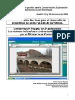 Nuevos Modelos de Gestion Para La Conservación, Gestion y Explotacion de Carreteras