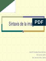 sintaxis de la imagen