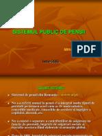 Romania Public Pensions Ro