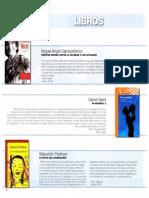 Libros recomendados en revista Fama