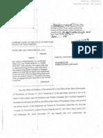 Ex-Mount Kisco Borders Site Foreclosure Order