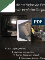 Método de Explotación VCR