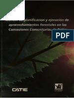 Manual de Planificacion en Conseciones Foerstales