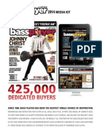 2014 Bass Player Media Kit