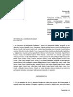 Dictamen Reforma Constitucional II