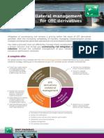 Collateral Management OTC Derivatives