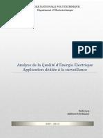 Qualite de l'Energie Electrique
