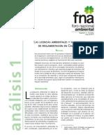 Analisis Del Decreto 2820