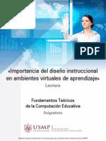UII Importancia Diseño Instruccional AVA LO