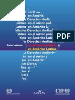 Derechos Sindicales en El Sector Publico America Latina