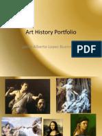 Art History Portfolio Renaissance