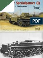 Waffen Arsenal - Band 068 - Deutsche Spezialpanzer