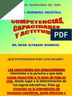 16.0 Competencias Capacidades y Actitudes
