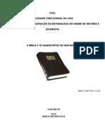 A Bíblia e os Manuscritos do Mar Morto – Marco Antonio Silva.pdf