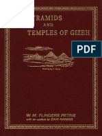 Pyramids & Temples of Gizeh - Petrie