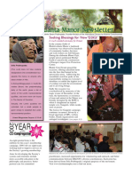 Bhaktivedanta Manor Newsletter March 2008