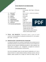 Proyecto Innovacion or.