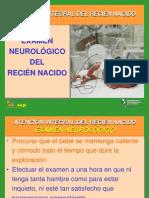 Valoracion Neurologica Del RN