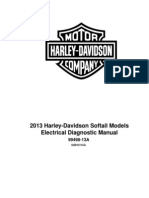2013 HD Softail Electrical Diagnostics