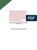 [ FELDMAN, R. E. ] ······ MES CONVERSATIONS AVEC KRISHNAMURTI -LNPEI19-R.pdf