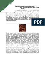 CAREAGA Nanotecnología el diamante de la tecnología del futuro MAYO 2014.pdf