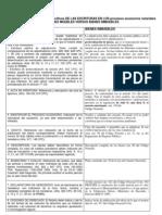 Comparación Requisitos Específicos de Las Escrituras en Los Procesos Sucesorios Notariales Para La Inscripción de Bienes Muebles Versus Bienes Inmuebles