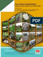 Economía de Los Cultivos Industriales, InTA
