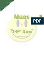 Apontamentos MACS1 2010 »2011