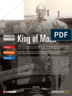 King of Moab (One-Sheet)