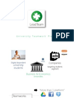 leadteam pitch