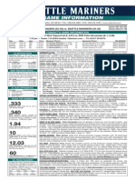 06.13.14 Game Notes