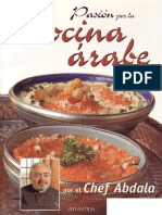 Chef Abdala - Pasión Por La Cocina Árabe - JPR504