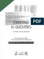 Direito Administrativo Descomplicado -Caderno de Questões