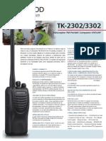 TK 3302 Flyer