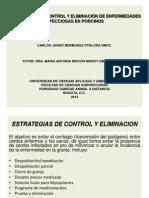 Estrategias de Control y Eliminación de Enfermedades Infecciosas