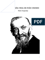P.D. Ouspensky - La Extraña Vida de Ivan Osokin