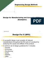 Design for MA