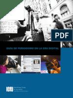 Guía de Periodismo en la era digital (2013.03)