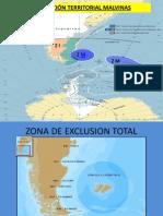 Oranizacion Territorial Malvinas