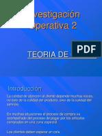 IOP2(Teoria de Colas)