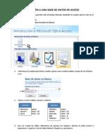 Conexión a Una Base de Datos de Access