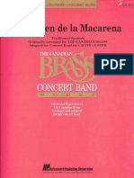 278.- La Virgen de La Macarena (Canadian Brass)