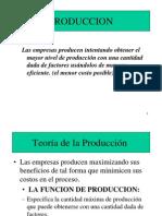 Economia Funcion Produccion
