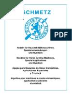 SCHMETZ HH Catalogue Version 01 2014 GB PDF